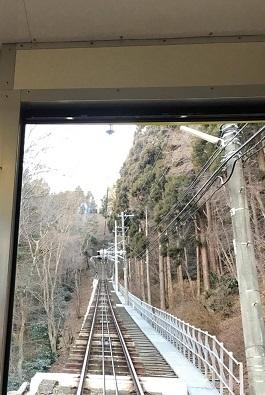高尾山ケーブルカー