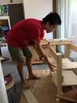 夏中学生三宅木工