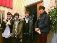 須藤家玄関