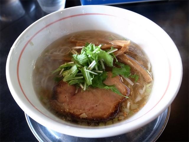 柳麺(塩)