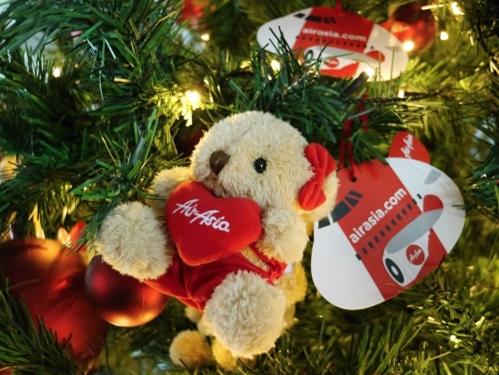 IMG_8402 エアーアジアクリスマス