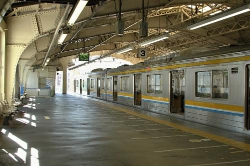 IMG_7304 鶴見駅ホーム