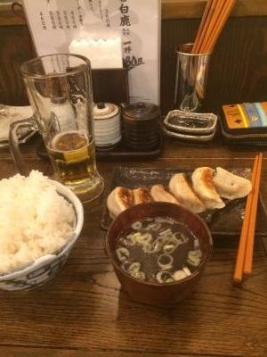 肉汁餃子製作所 ダンダダン酒場 牛込神楽坂店 餃子