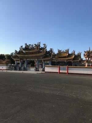 埼玉県 坂戸の秘境 道教寺院 聖天宮