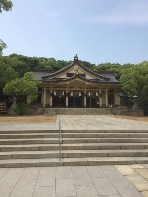 湊川神社 本殿