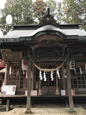 羽黒山神社 本殿
