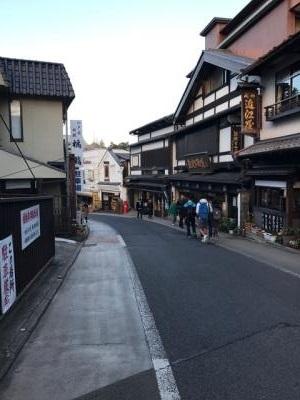 成田山 門前町
