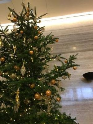 霞が関ビルディング クリスマス