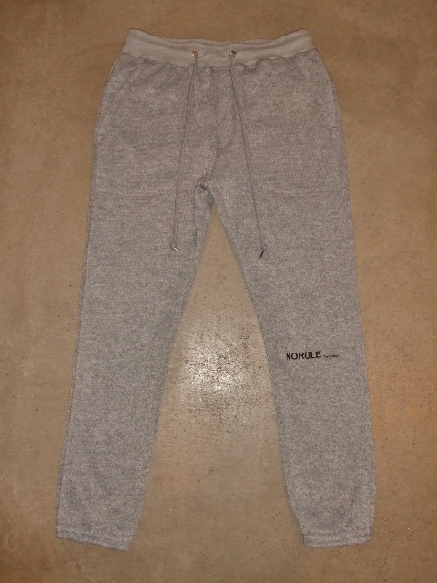 NORULE Knit fleece pants