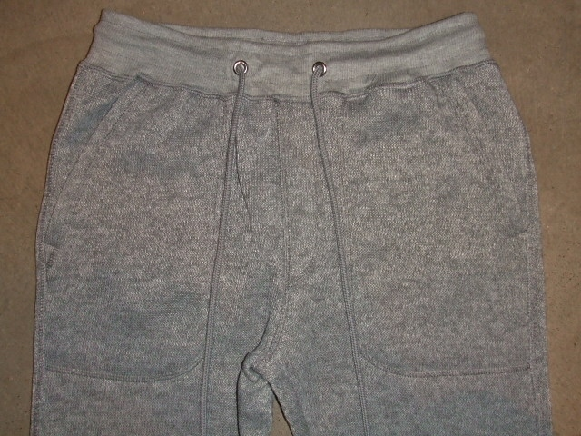 NORULE Knit fleece pants1