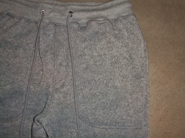 NORULE Knit fleece pants2