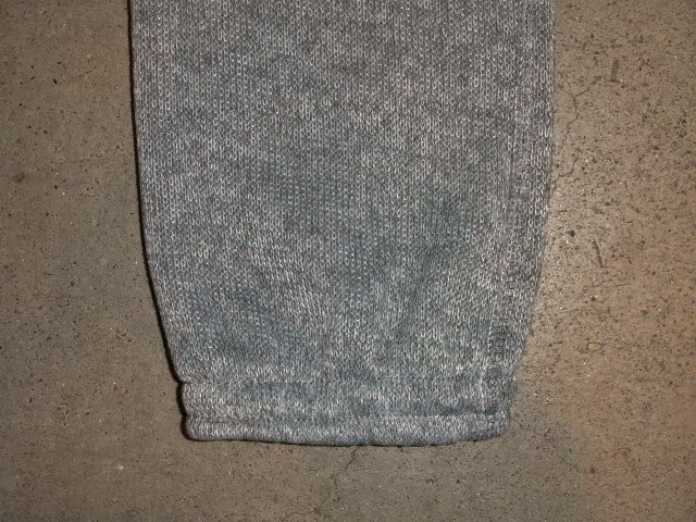 NORULE Knit fleece pants4