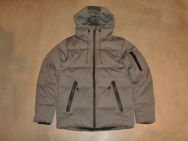 NORULE Super stretch down jacket