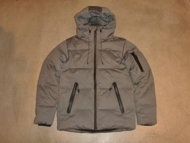 NORULE Super stretch down jacket