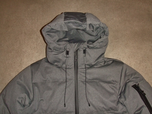 NORULE Super stretch down jacket1
