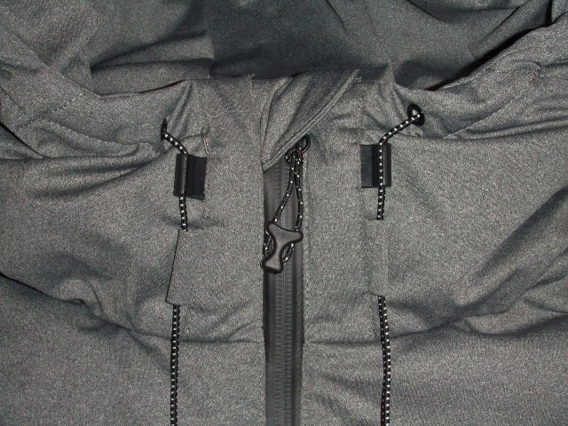 NORULE Super stretch down jacket2