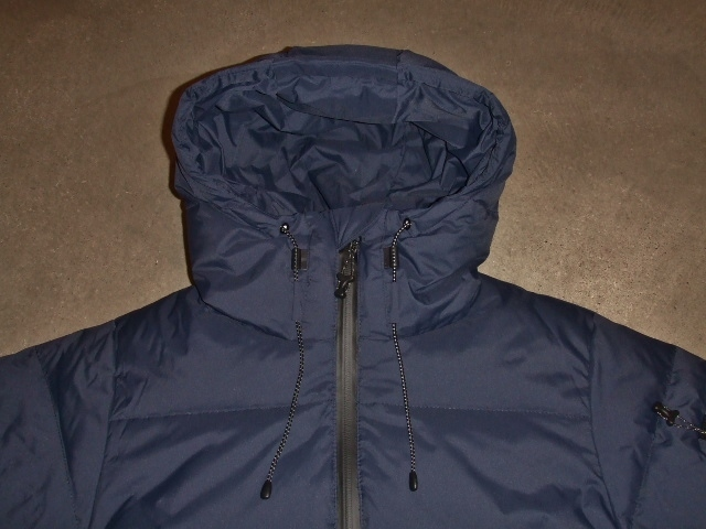 NORULE 2layer down jk navy1