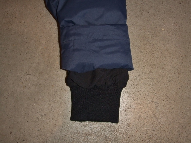 NORULE 2layer down jk navy4