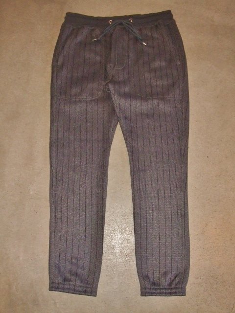 NORULE Knit fleece stripe pants