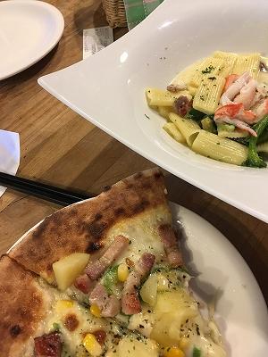 s-ピザ&パスタ