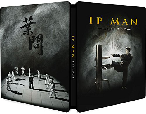 IP Man Trilogy: Limited Edition Steelbook スチールブック