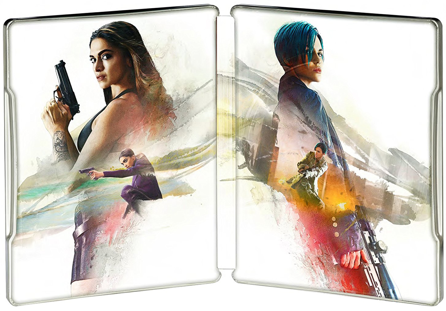 xXx: Return of Xander Cage steelbook スチールブック