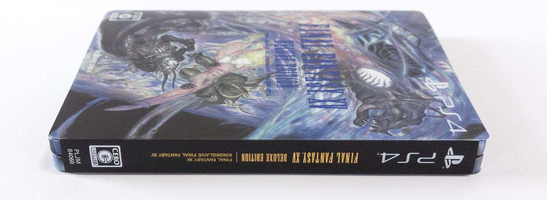 ファイナルファンタジー XV デラックスエディション スチールブック