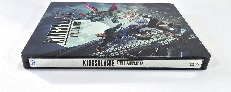 KINGSGLAIVE FINAL FANTASY XV 北米盤 スチールブック