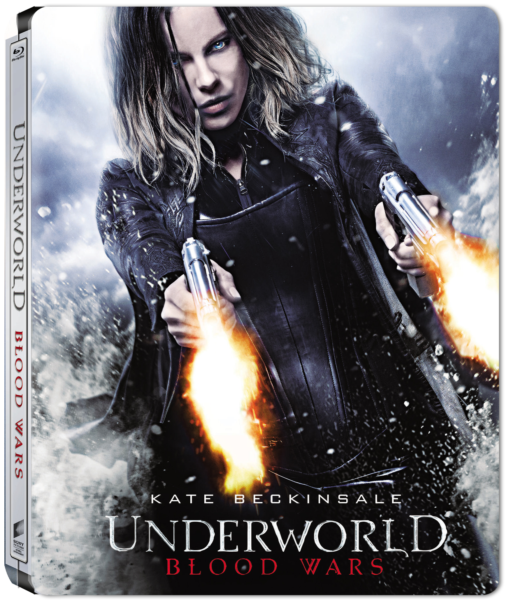 Underworld Blood Wars Uk Steelbook
