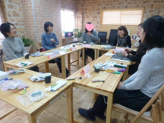 ハンドメイド作家緊急茶話会