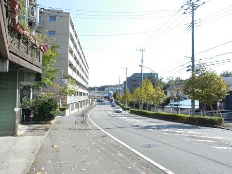 はるひ野駅→若葉台駅