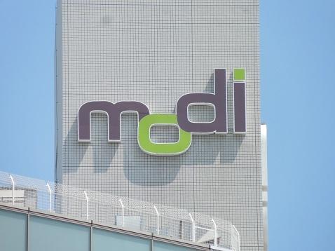 モディのロゴ