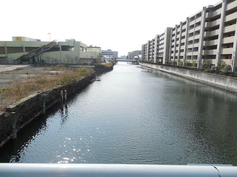 新山下運河の霞橋@横浜市中区H