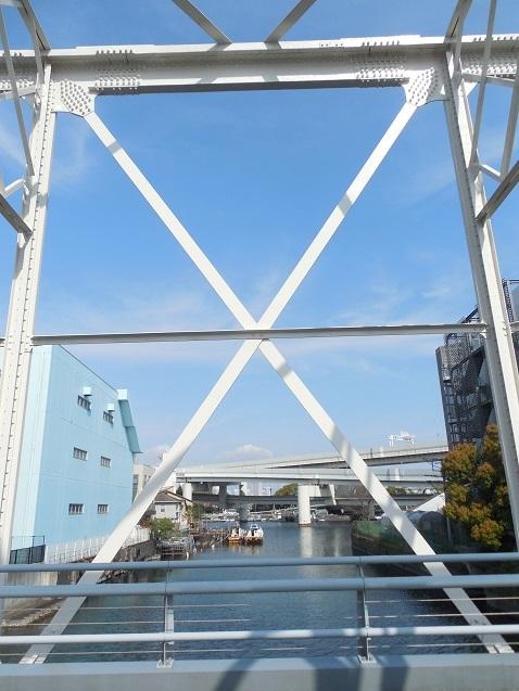 新山下運河の霞橋@横浜市中区S