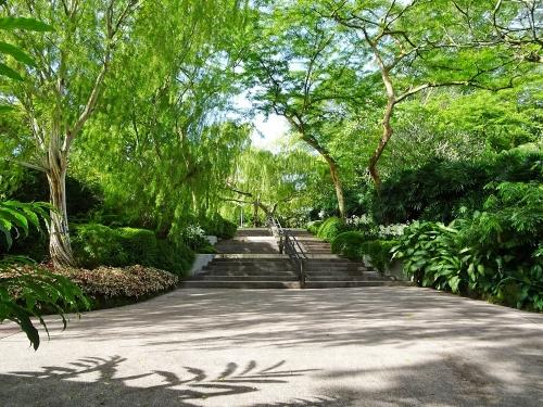 ナショナル・オーキッド・ガーデン