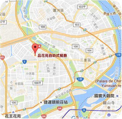 品花苑地図