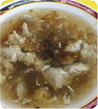 北港李餐飲スープ