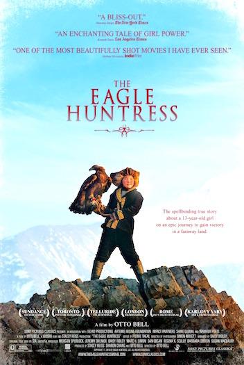 Eagle Huntress Poster