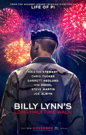 Billy Lynn Poster