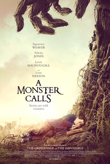 Monster Calls Poster
