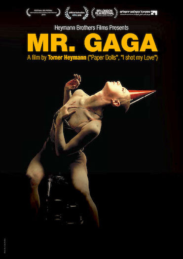 Mr Gaga Poster