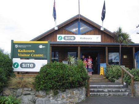 ニュージーランドのカイコウラ