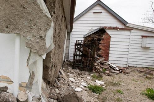 ニュージーランドの地震2016