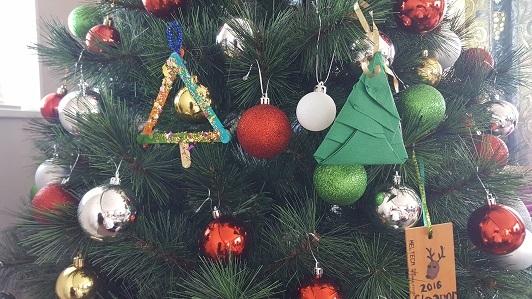 保育園でのクリスマス2016-02