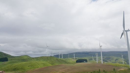 ニュージーランド_パーマストンノースの風力発電_04