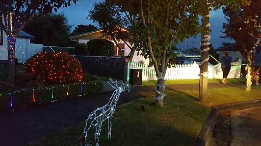 ニュージーランドFeildingのクリスマスライトコンテスト2016-05