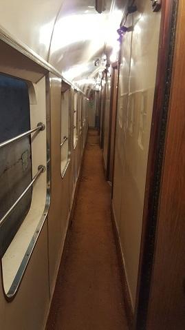 ニュージーランドFeildingの蒸気機関車基地オープンデー12