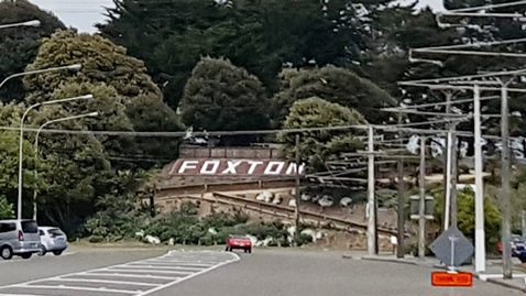 ニュージーランドの小さな町Foxton(フォクストン)-01