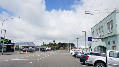 ニュージーランドの小さな町Foxton(フォクストン)-02