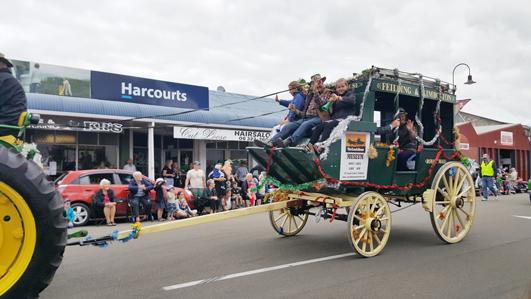 ニュージーランドFeildingのクリスマスパレード2016_05